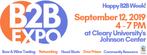 Howell Chamber B2B Business Expo Cleary University